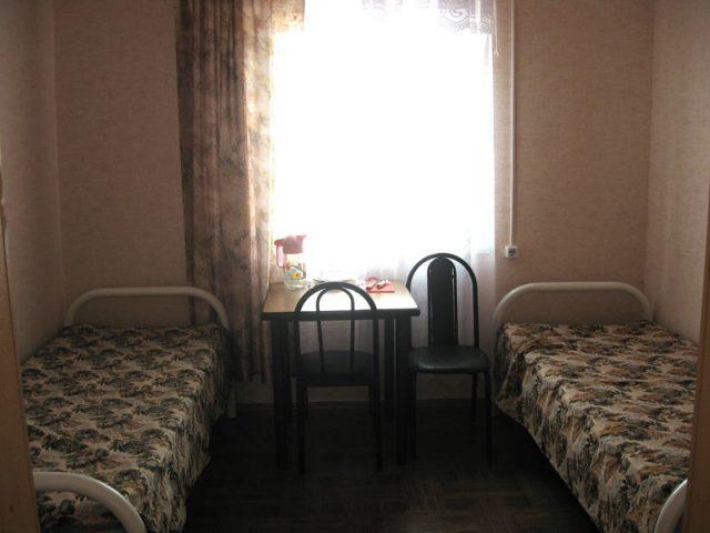 2-х местный 1-но комнатный ЭКОНОМ
