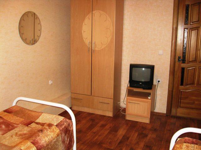 2-х местный СТАНДАРТ 1-но комнатный