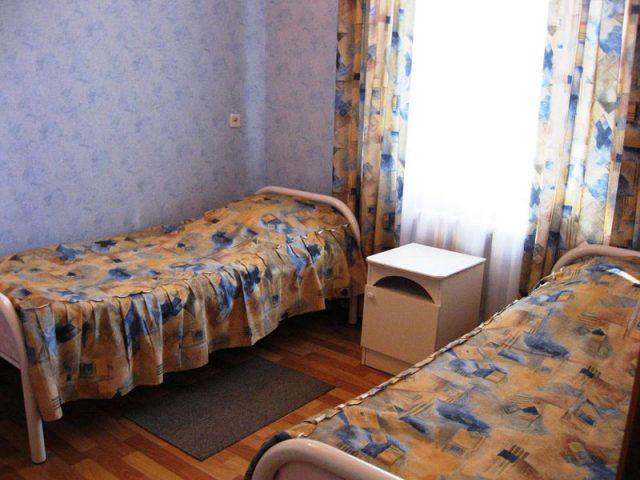 2-х местный 2-х комнатный СТАНДАРТ