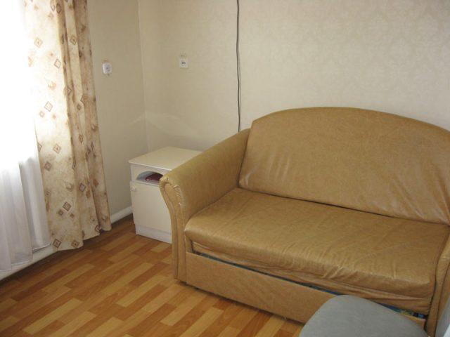 2-х местный 2-х комнатный стандарт с диваном