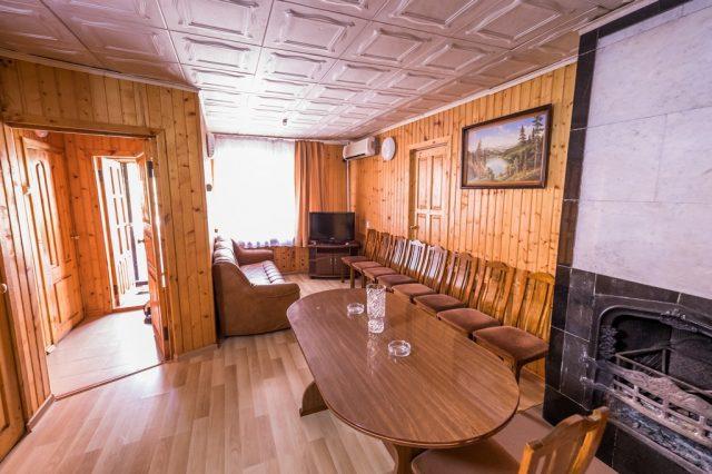 3-х комнатный номер для большой семьи на Азовском море
