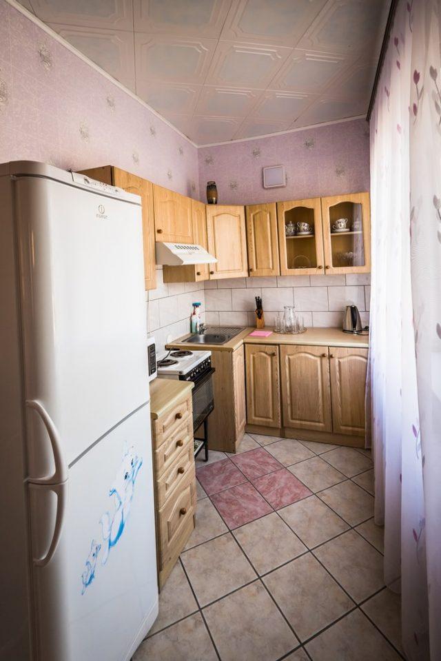 апартаменты с кухней в Ейске