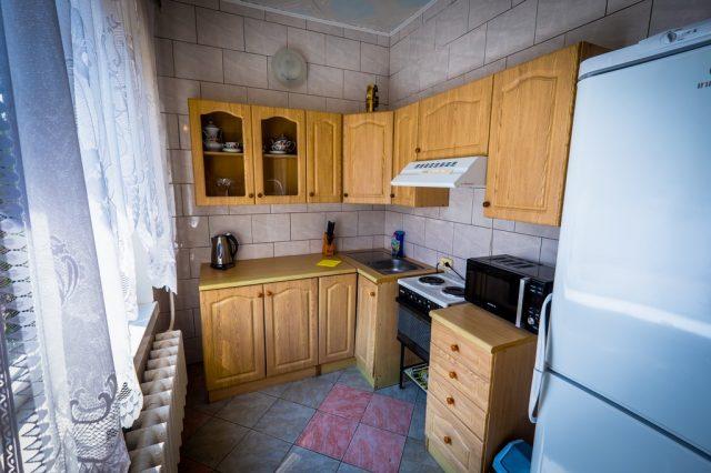 размещение в номере с кухней в Ейске